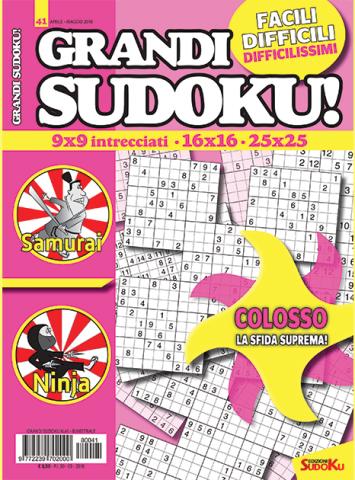 Grandi Sudoku