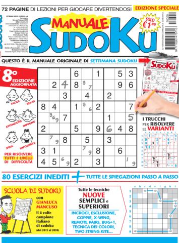 Manuale_Sudoku_2018 cover-1