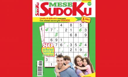 Copertina Sudoku Mese