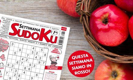 Copertina Settimana Sudoku
