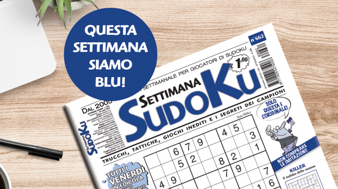 Settimana Sudoku 662