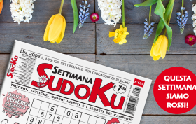 Settimana Sudoku 665