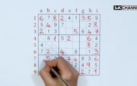 Tutorial Settimana Sudoku 664