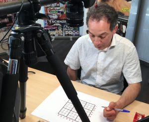 Riprese Settimana Sudoku