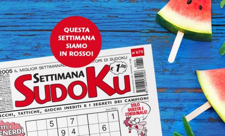 Settimana Sudoku_675