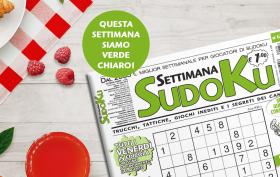 Settimana Sudoku 676
