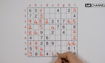 Tutorial Settimana Sudoku