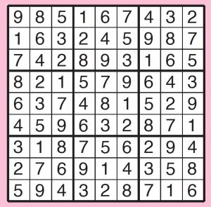 kropki sudoku mancuso