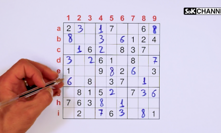 Gianluca Mancuso sudoku colori