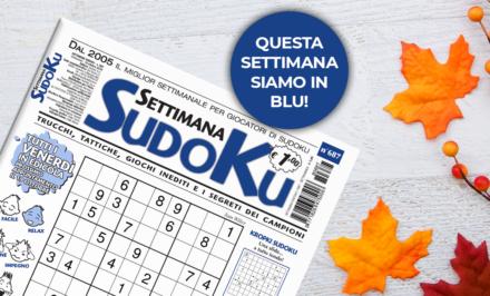 Settimana Sudoku 687