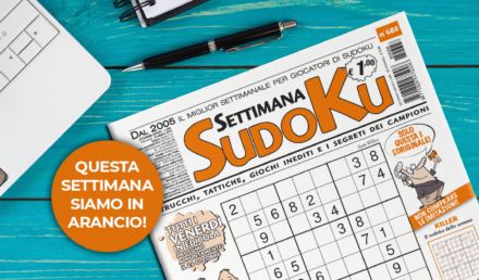 Settimana Sudoku 688